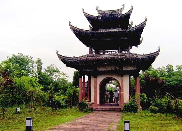 古城岩风景区位于中国第一状元
