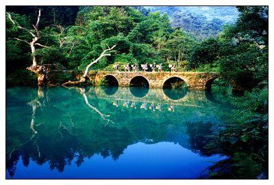 荔波小七孔风景区