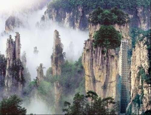 首页 南昌到张家界 > 南昌到张家界旅游森林公园攻略  景点12:六奇阁
