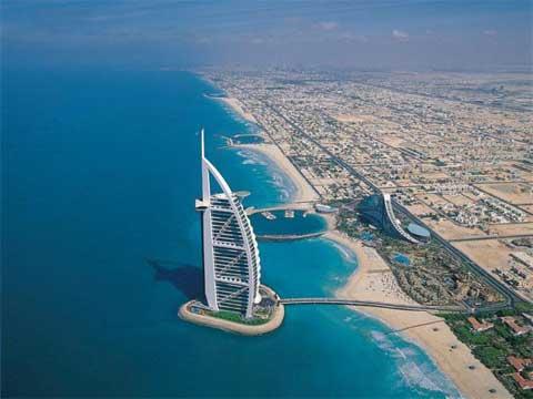 广州出发阿联酋迪拜、阿布扎比双飞豪华5日游