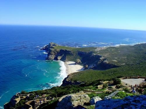 香港出发 南非约堡、开普敦双飞8天