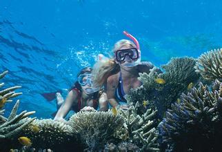 """澳大利亚""""大堡礁""""深度精彩8日游"""