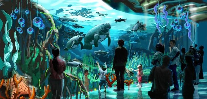 南昌出发 广州长隆动物世界,欢乐世界,珠海海洋王国双卧5日游