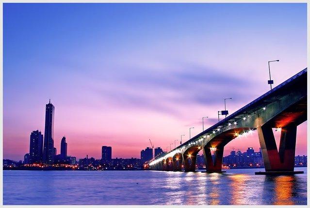 韩国江原道首尔半自由行六日游