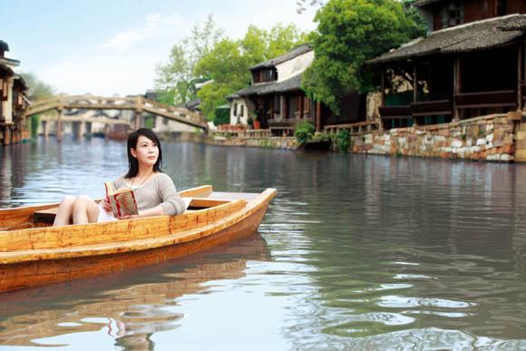 情迷江南: 西湖、西溪、西栅、西塘+宋城双动三日游