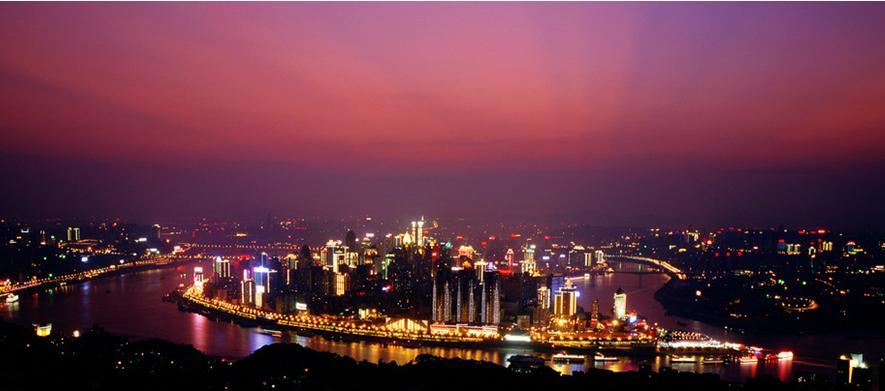美丽的山城:重庆 - MING - MING-BLOG
