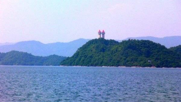 武宁观湖岛、百岛迷宫、长水村汽车一日游