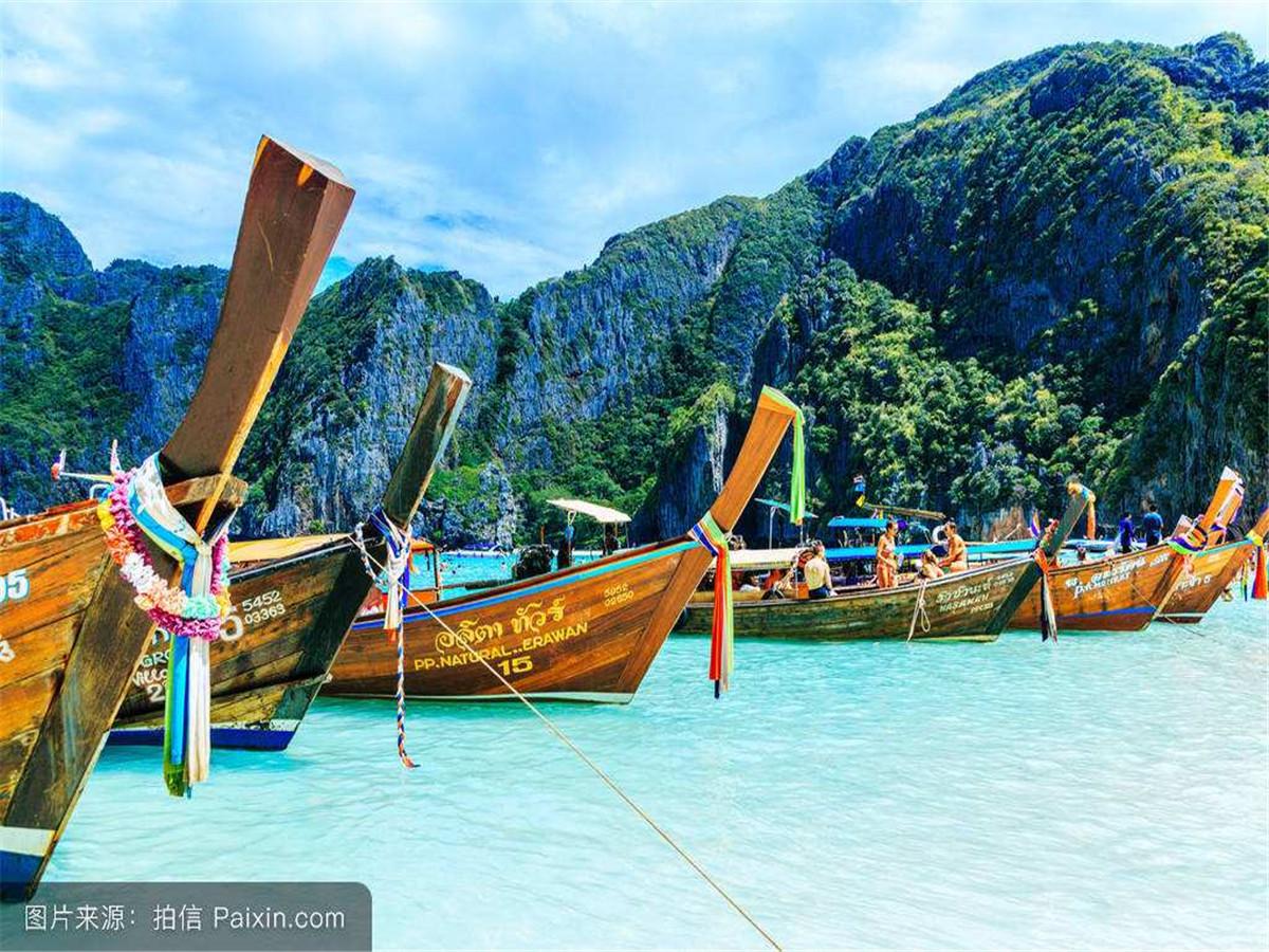 泰国沙美岛亲子直航六日游