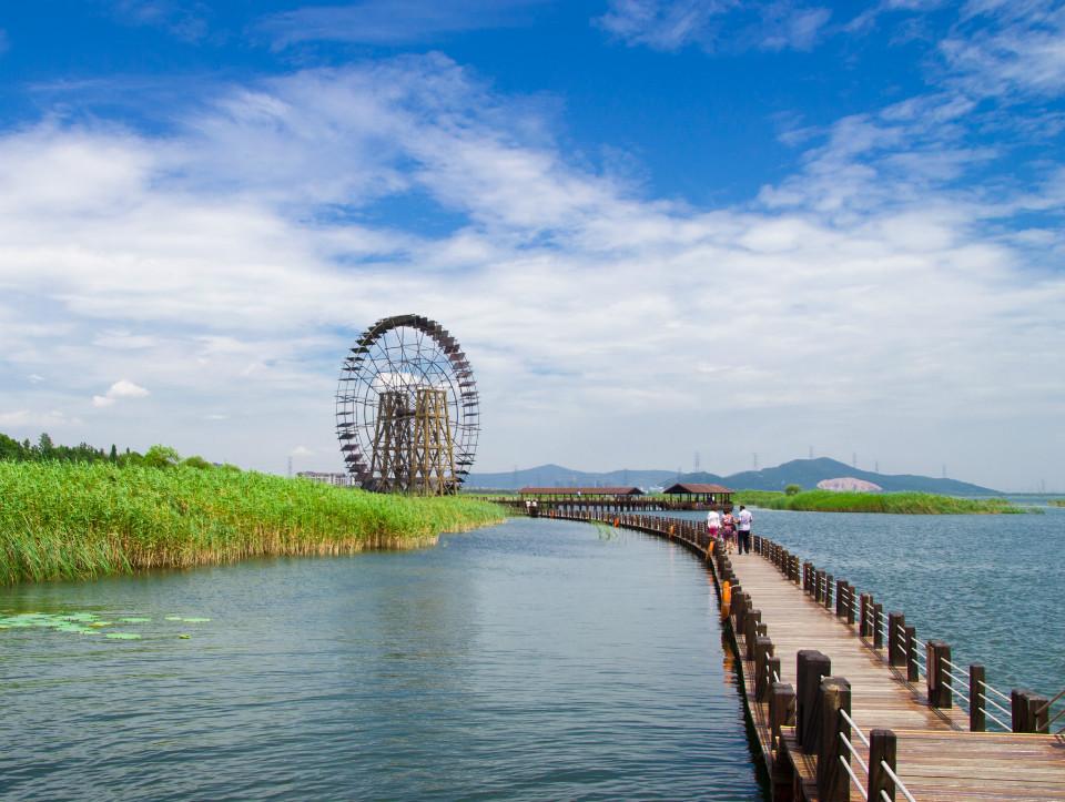 【苏州国家太湖湿地公园】图片